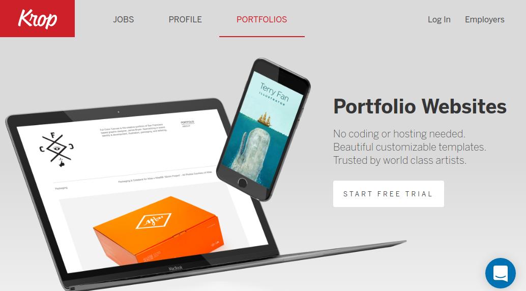 portfolio profissinal