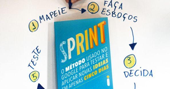 Design Sprint: Um Guia Completo para te ajudar a encontrar boas ideias