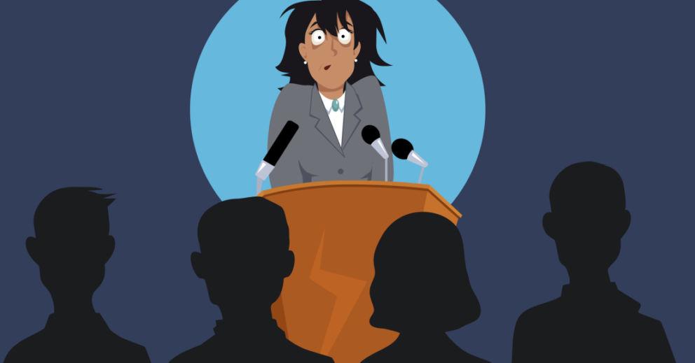 Como superar o medo de falar em público em 5 minutos?