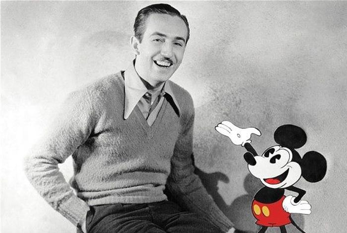 Os 3 segredos revelados sobre a criatividade de Walt Disney