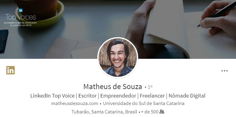 Como se tornar um Top Voice no Linkedin?