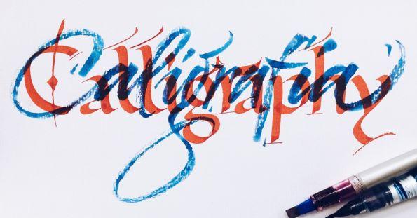 Os melhores cursos online nas áreas da Caligrafia, Lettering, ChalkBoard e Sign Painting