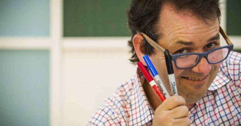 Dan Roam: Visual Thinking é um processo de pensamento e comunicação