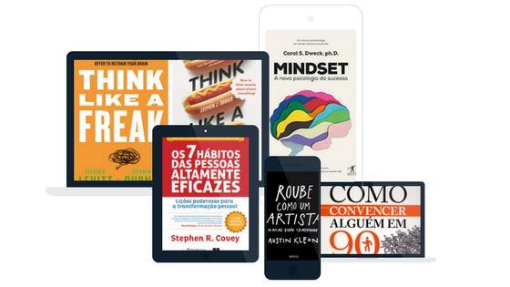 MICROBOOKs: 12 resumos de livros gratuitos para curtir