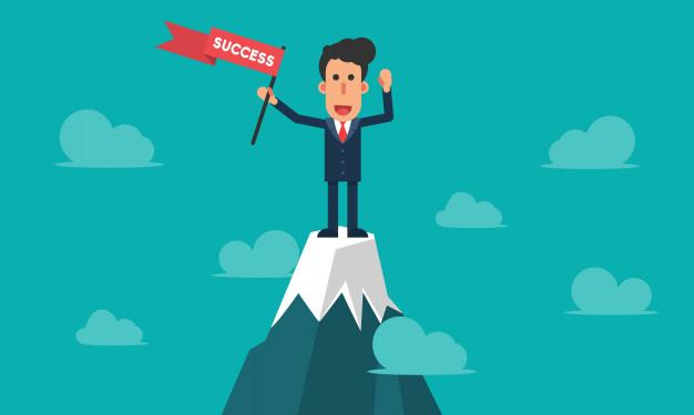 Como ser bem sucedido em qualquer coisa?