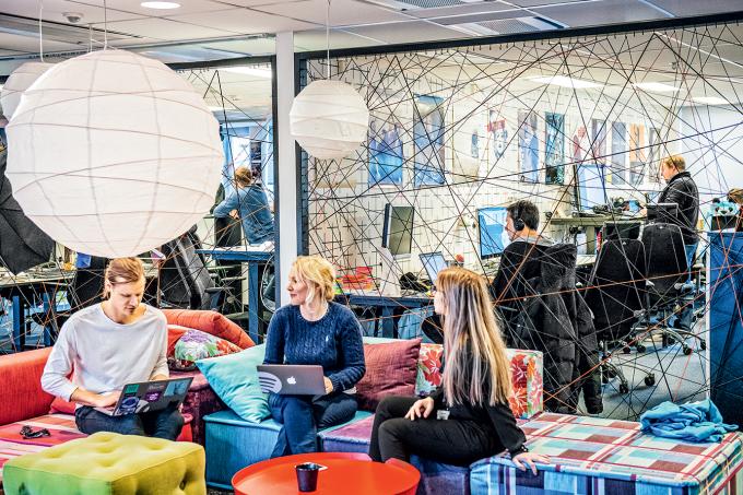 Porque grandes empresas adotam os métodos ágeis para se parecerem com startups?