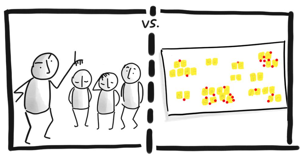 Como o Design Thinking pode ajudar a criar uma equipe incrível?