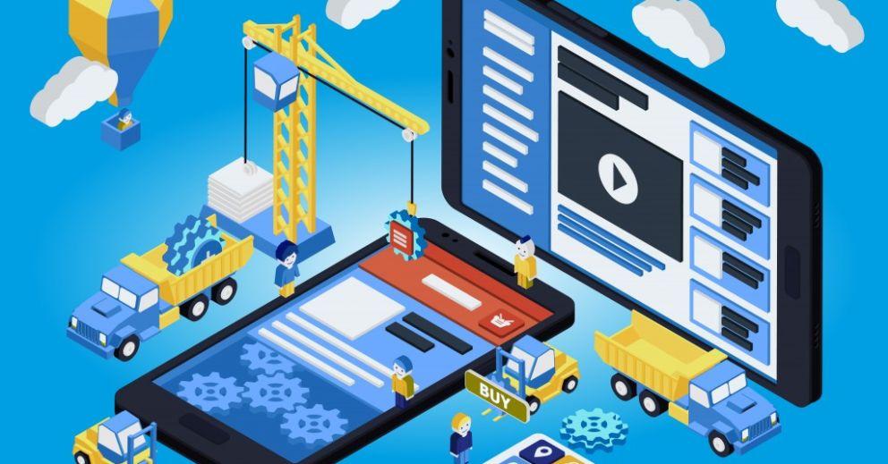 Como criar um aplicativo?