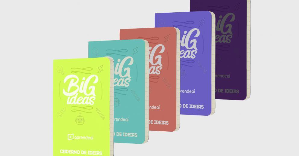 Promoção Big Ideas: você e um amigo podem ganhar!